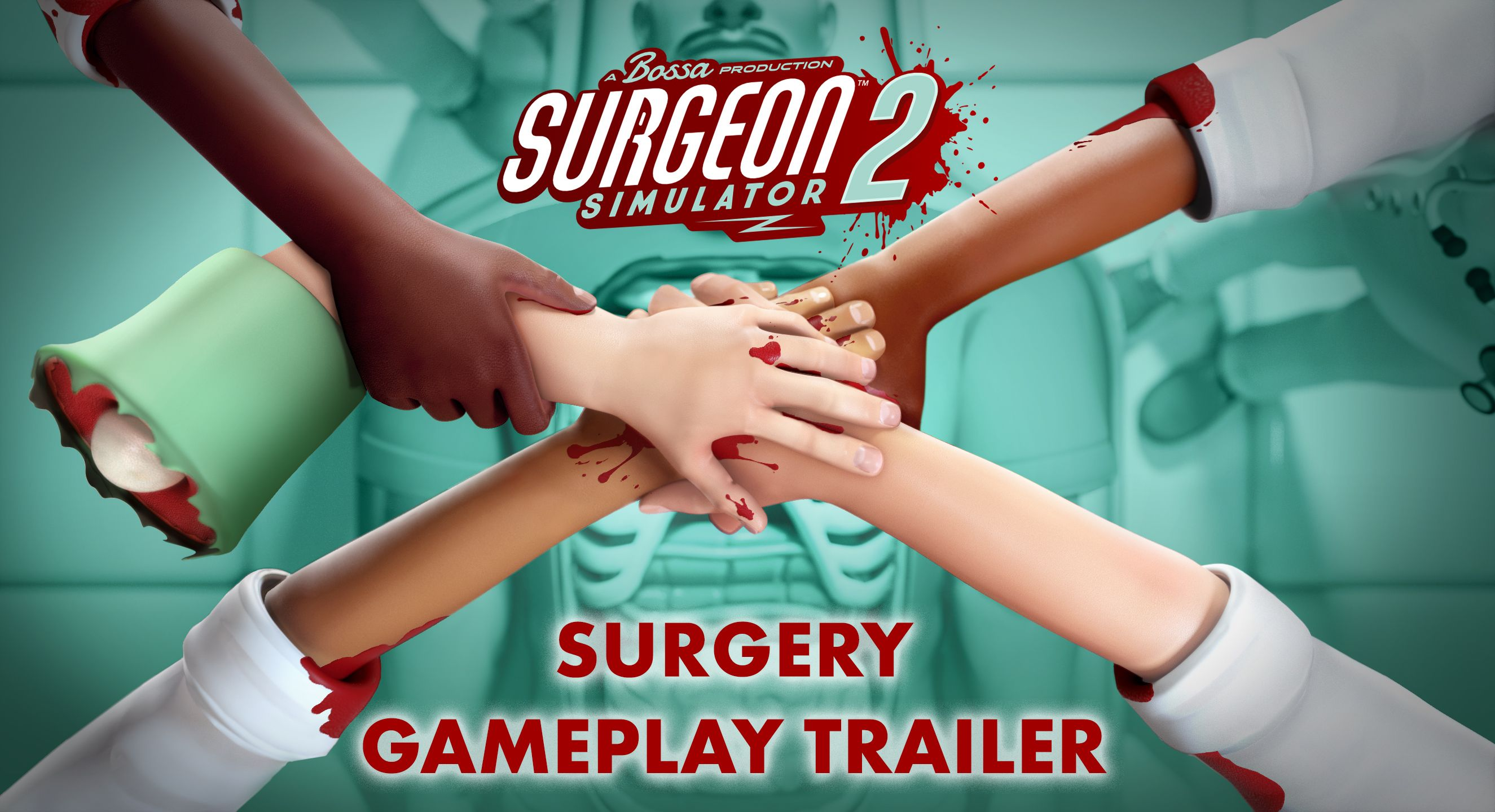Watch the Brand New Surgery Gameplay Trailer