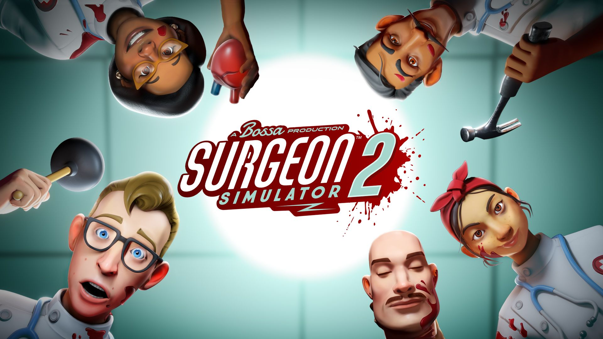 Back To The Future's Doc Brown Launches Surgeon Simulator 2